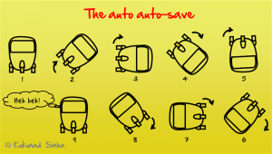 The auto autosave